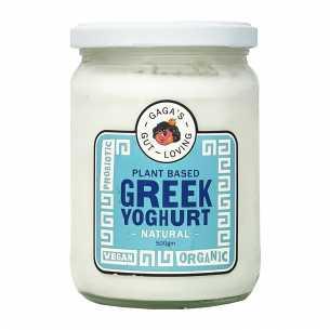 Plant Based Vanilla Greek Yoghurt