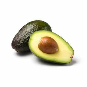 Avocados Med Ripe