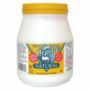 Goats Yoghurt Plain