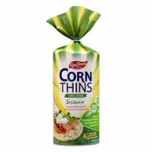 Sesame Corn Thins