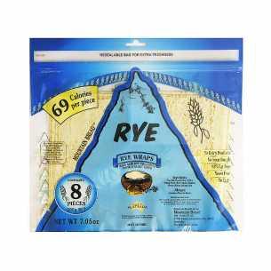 Rye Wrap Bread
