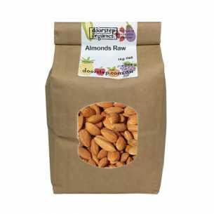 Organic Almonds Raw