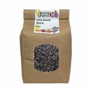 Organic Chia Seeds Black