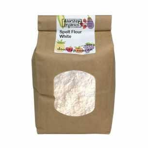 Organic Spelt Flour White