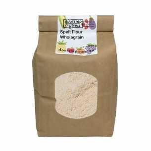 Organic Spelt Flour Wholegrain
