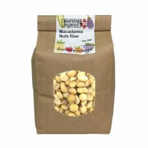 Organic Macadamia Nuts Raw